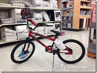 Caroline Bike